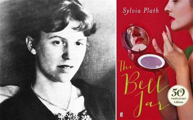The 50th anniversary edition of Plath's The Bell Jar